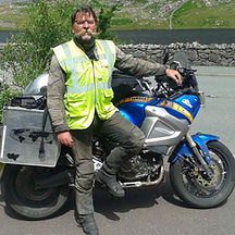 Pegasus Tourguide Alex