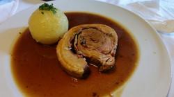 deftig bayerisches Essen