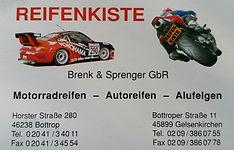 Motorradreifen und mehr... Brenk & Sprenger Bottrop