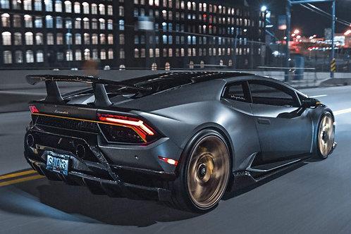 Lamborghini Huracan LP580 Carbon Base by 1016 Industries