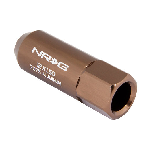 Extentended Lug Nuts in Aluminum by NRG
