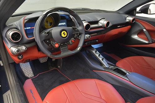 Ferrari 812 Dash Parts in Carbon Fiber by 1016 Industries