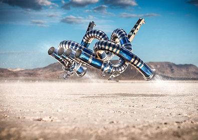 Lamborghini Aventador Titanium Race Exhaust by Ryft
