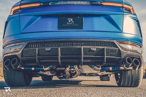 Lamborghini Urus Titanium Race Exhaust First Edition by Ryft