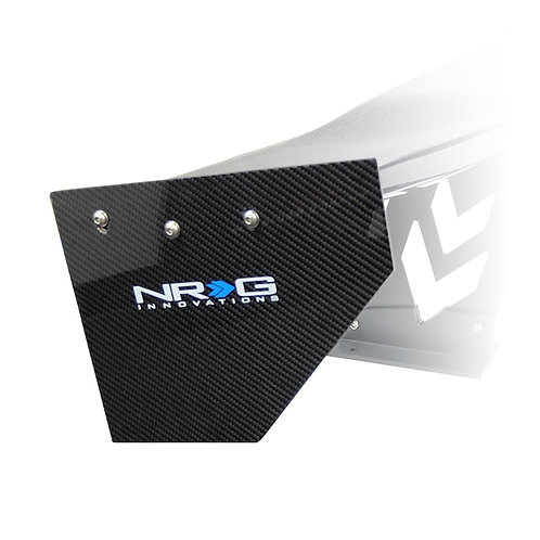 End Plates in Carbon Fiber by NRG
