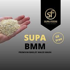 Barley Maize Mash, Supa BMM, BMM