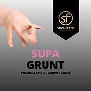 Supa grunt pig tucker nz