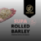 Supa rolled barley, rolled barley, nz barley