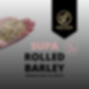 Supa Rolled Barley, rolled barley, nz rolled barley