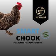 Smart Chook, GE free chook food, GE Free layer feed