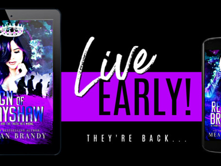 OMG! Reign is LIVE early!!