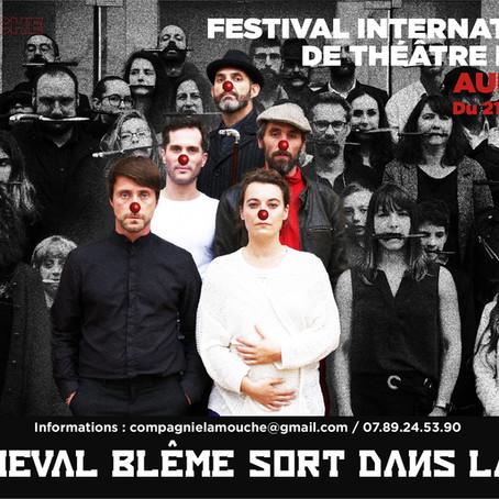Le Cheval Bleme / Aurillac : Du 21 au 24 aout 2019