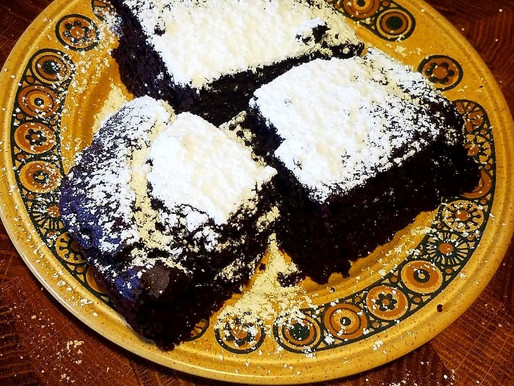 Chocolate Bean Cake
