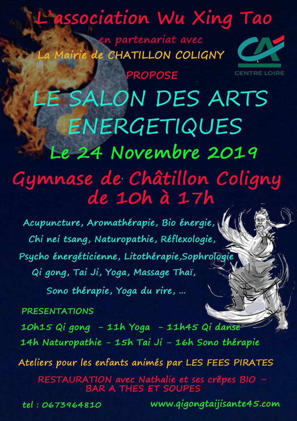 Salon des Arts Énergétiques