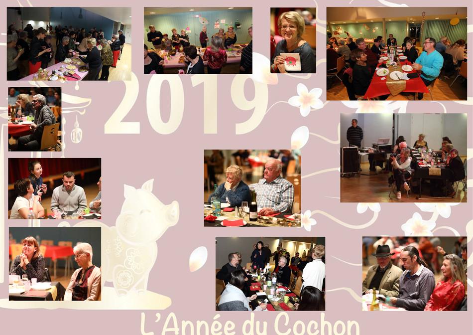 Quelques photos du  nouvel  an chinois
