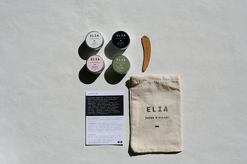 ELIA balms & blends