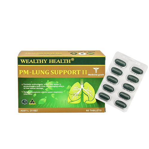 PM - Lung Support II