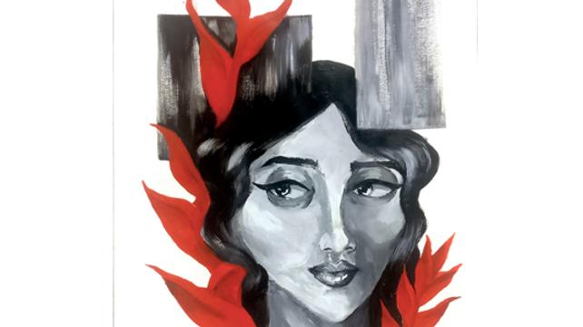 Red Paradise- Deepika Nayak