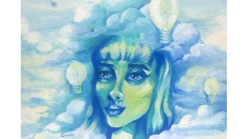 Head in the clouds- Deepika Nayak