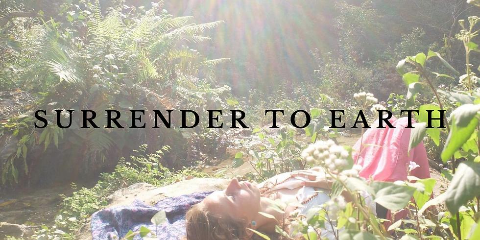 Söndagstreat: Surrender To Earth