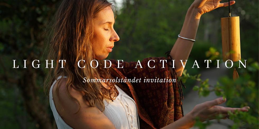 Söndagstreat: Light code Activation