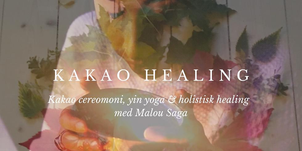 Healing Kakao: Vårens återfödelse