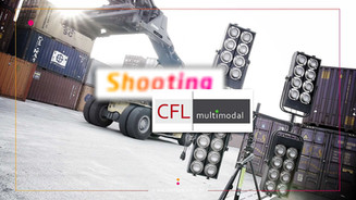 """2nd Unit - Shooting """"Containerland"""""""