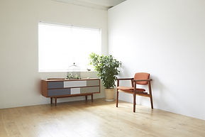 リフォームで家具のプレゼント写真