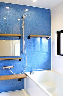 リフォーム後浴室写真