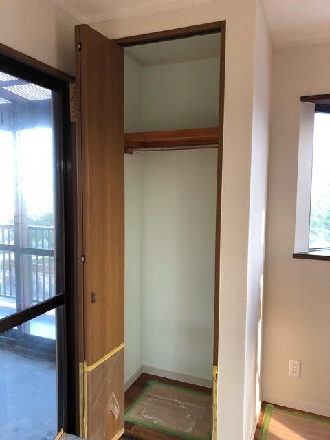 2階子供部屋収納DIY後写真