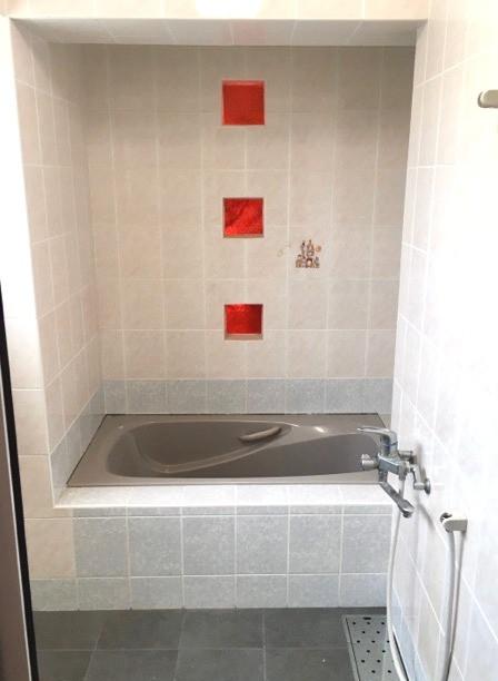 浴室もプリリノ
