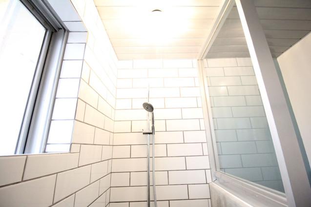 シャワーもおしゃれに