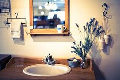 洗面台をおしゃれにぷちリフォーム