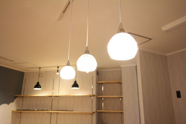 キッチン照明