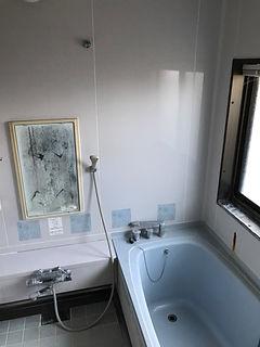 リフォーム前浴室写真