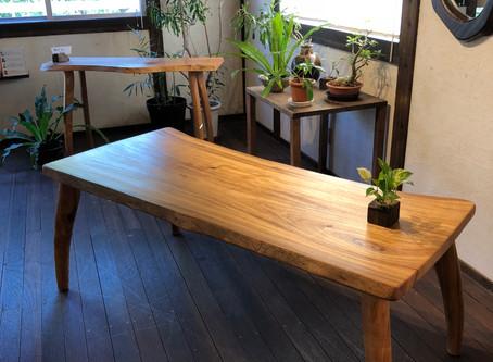 木に感謝 ~ダイニングテーブル~
