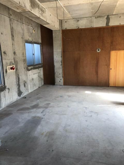 ショールーム施工前写真