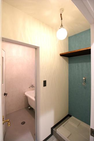 脱衣室&浴室