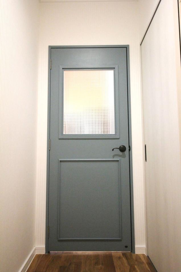 扉のリサイクル