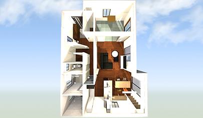 松田様3Dパース真上1階.bmp