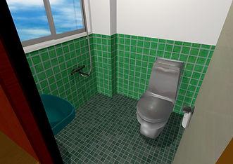 比屋根アパート303(旧トイレ全体入口から)2.jpg