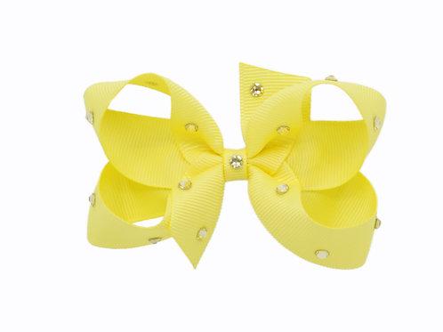 Medium Bow - Lemon
