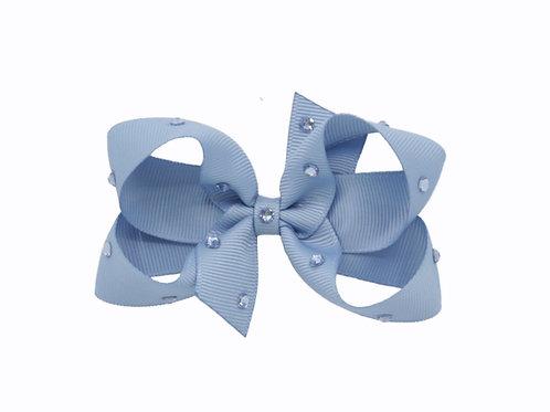 Medium Bow - French Blue