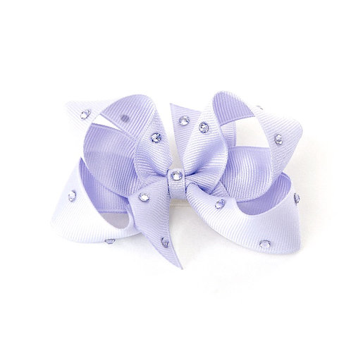 Medium Bow - Lilac Mist