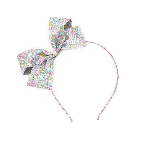 Liberty Bow Hairband - Amelie