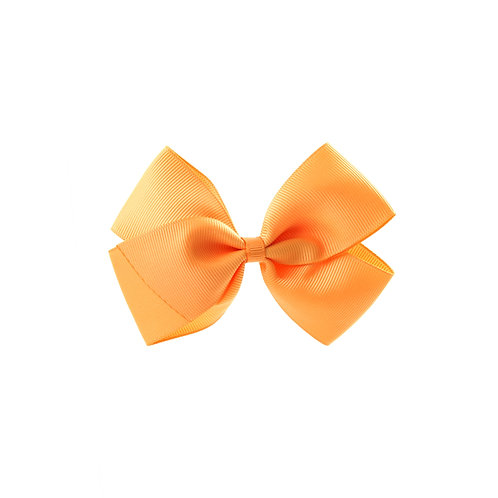 Medium London Bow Hair Tie - Gold