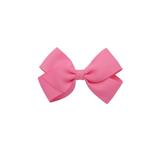 Small London Bow - Hot Pink