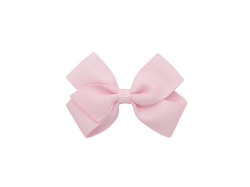 Small London Bow - Pearl Pink