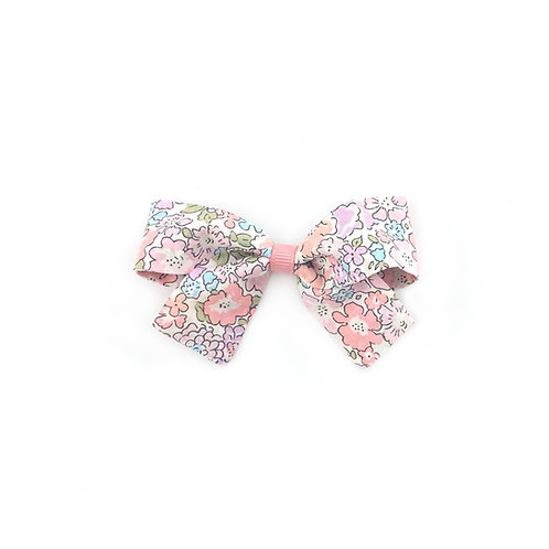 Liberty of London Small Paris Bow - Michelle Pink