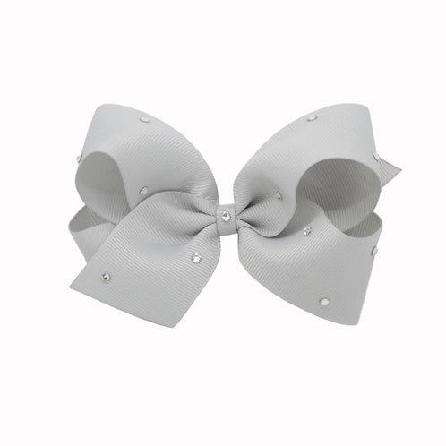 Olivia Bow - Shell Grey